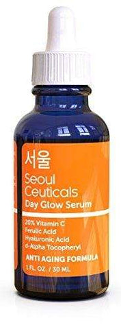Seoul Ceuticals korejska njega kože - Day Glow serum - Beautyshop.ie