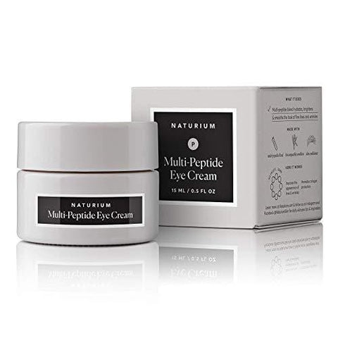 Naturium Multi-Peptide Eye Cream - 15ml - Beautyshop.ie
