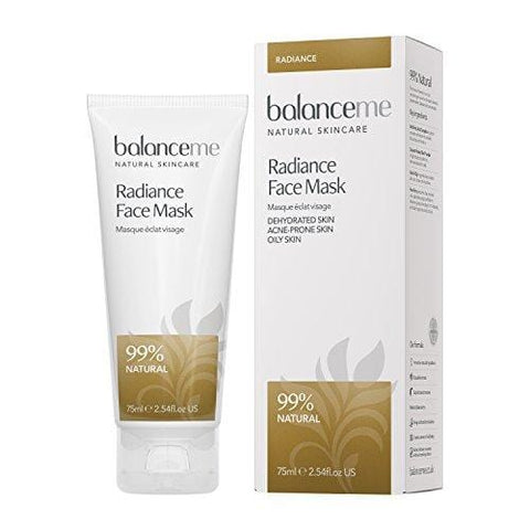 Balance Me Radiance Face Mask 75 ml - Beautyshop.ie