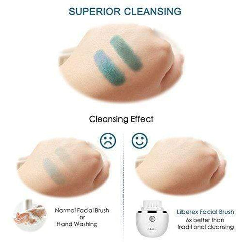 Egg Oscillation Facial Cleansing Brush - Beautyshop.ie