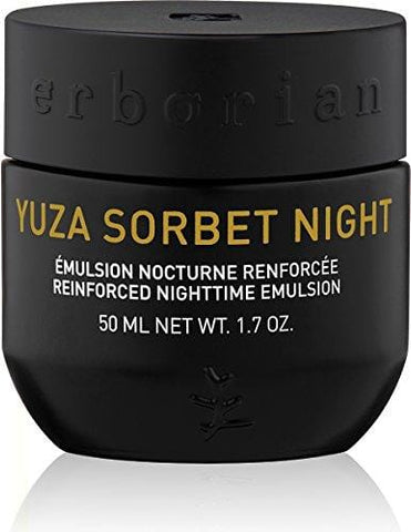 Yuza by Erborian Reinforced Night Night Emulsion 50ml - Beautyshop.ie
