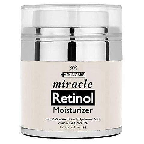 Miracle Retinol Moisturizer Cream by Radha Beauty (50ml) - Beautyshop.ie