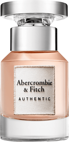 Abercrombie & Fitch Authentic Woman Eau de Parfum 100ml Spray - Beautyshop.ie