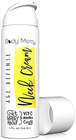 Body Merry Age Defense Neck Cream - Beautyshop.dk