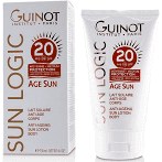 Guinot Sun Logic Anti-Ageing Sun Body Milk SPF20 150ml - Beautyshop.ie