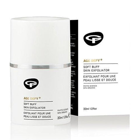 Green People Age Defy + Soft Buff Skin Exfoliator - 30ml