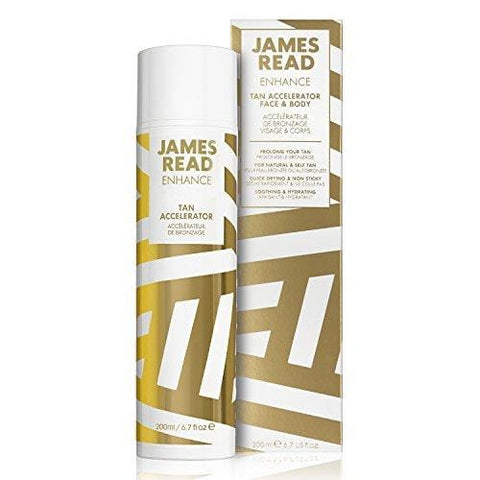 JAMES CZYTA Tan Accelerator Face & Body 200ml