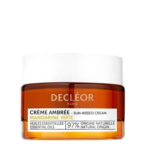 DECLÉOR Green Mandarin Sun-Kissed Cream 50ml - Beautyshop.fi