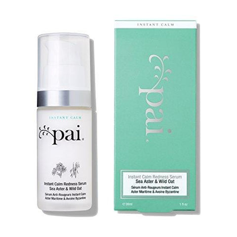 Pai Skincare Organic Sea Aster and Wild Oat Instant Calm Redness Serum 30 ml