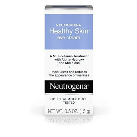 Neutrogena Healthy Skin Eye Firming Cream with Alpha Hydroxy Acid (15g)
