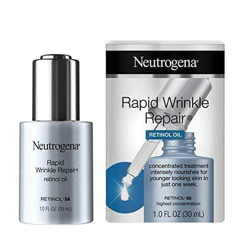 Neutrogena Rapid Oil Repair Retinol Oil with Concinated Retinol (30ml) - Beautyshop.ie