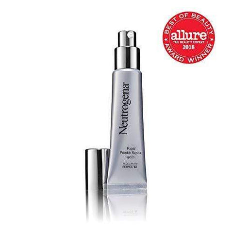 """Neutrogena Rapid Wrinkle Repair Serum"" (30ML) - Beautyshop.lt"