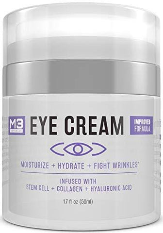 M3 Naturals Eye Cream Infused with Collagen Stem Cell - 50ml
