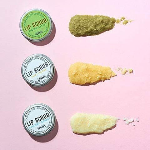 Handmade Heroes Ultra Sexy Scrub All Natural, Vegan Coconut Lip Scrub - 1.23oz - Beautyshop.ie