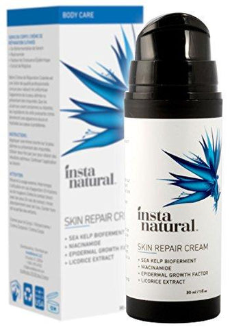 InstaNatural Skin Repair Cream - zabieg na stare i nowe ślady (30ML) - Beautyshop.ie