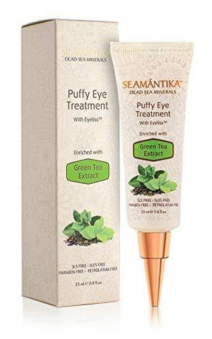 SEAMANTIKA Dead Sea Puffy Eye Treatment (25ml)
