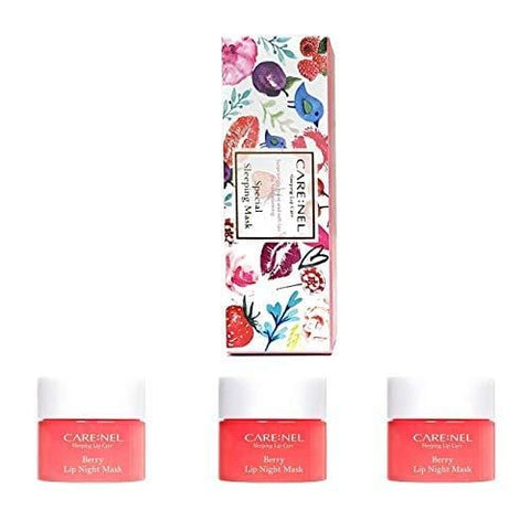 CARENEL Three Set Korean Skin Care Lip Lip Mask 5g - Beautyshop.ie