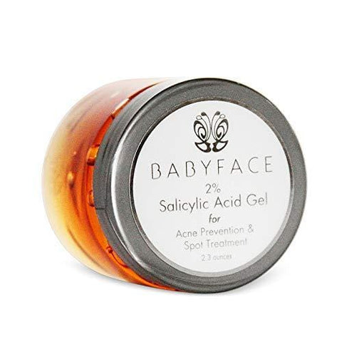 Babyface% 2 BHA azido saliziliko gel - 65ml - Beautyshop.ie