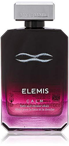 Elemis Life Elixirs: Calm Bath And Shower Elixir, Skin Conditioning Bath And Shower Oil - Beautyshop.ie