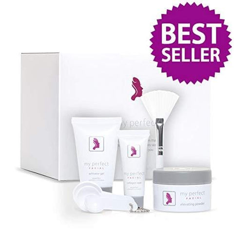 My Perfect Facial 5 Treatment Cream Kit