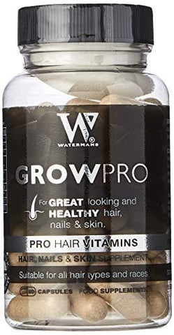 """Watermans"" - ""GrowPro"" - Pro Vitaminai plaukams (60 vnt.) - Beautyshop.lt"