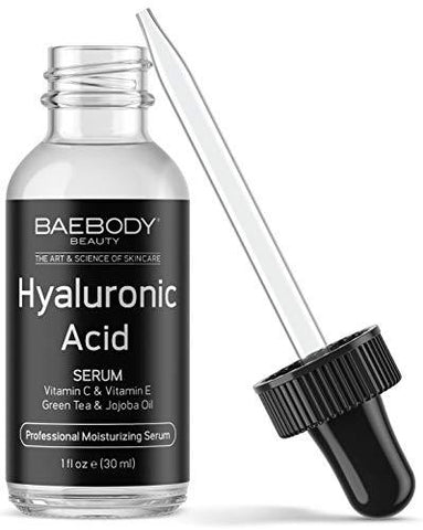 Baebody hialuronskābes serums (30ml) - Beautyshop.lv