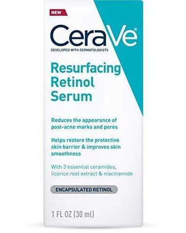 CeraVe Resurfacing Retinol Serum - 30ml - Beautyshop.lv