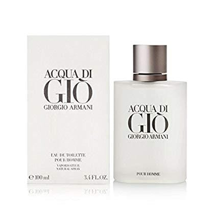 Giorgio Armani Acqua Di Gio Aftershave Splash 100ml - Beautyshop.ie