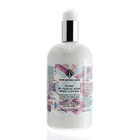 ASDM Beverly Hills 15% glykolsyra kroppslotion (480 ml)