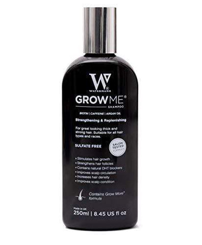 """Watermans Grow Me"" šampūnas 250ml - Beautyshop.lt"