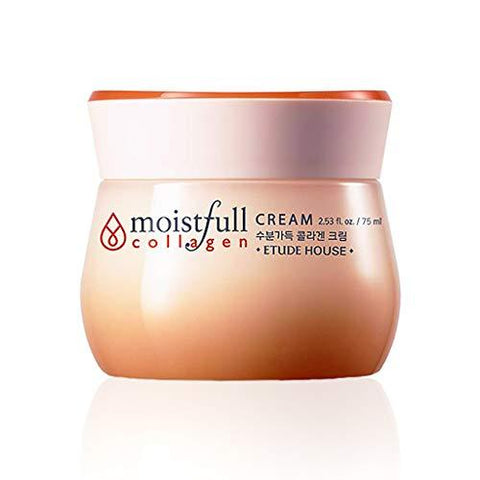 ETUDE HOUSE Moistfull Collagen Cream 2.5 fl. oz. (75ml) - Beautyshop.ie