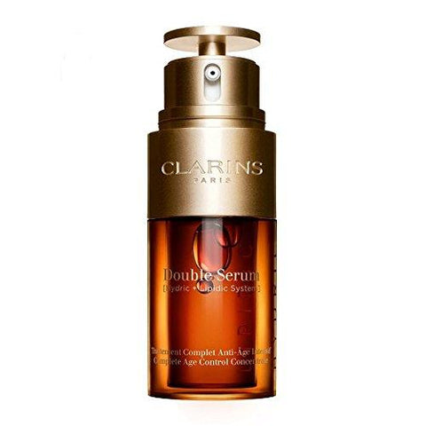 Clarins Complete Age Control Double Serum, 50ml - Beautyshop.fr