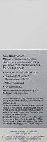 Neutrogena mikrodermoabrazija Starter Kit - Beautyshop.ie