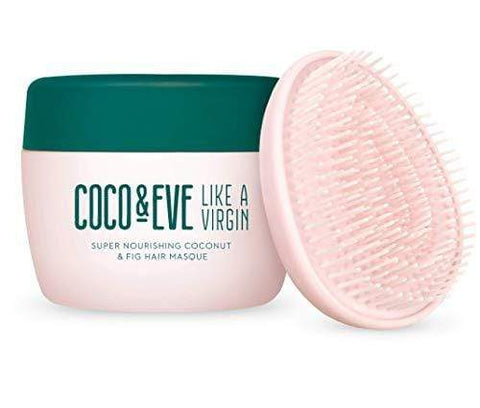 Coco & Eve Like A Virgin Super Nourishing Coconut & Fig Hair Masque - Beautyshop.dk