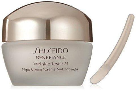Shiseido Benefiance Wrinkle Resist Night Cream 50 ml - Beautyshop.dk