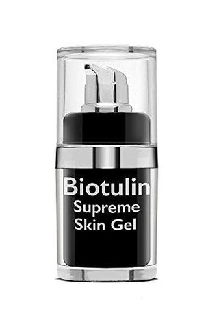 Biotulina larruazaleko gel gorena (15 ml) - Beautyshop.ie