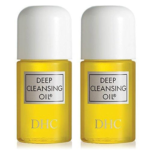 Ulei de curățare profundă DHC Mini - 2 set (30ml x 2) - Beautyshop.ie