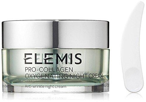 Elemis ProCollagen Oxygenating Night Cream Anti-Ageing 50ml - Beautyshop.ie