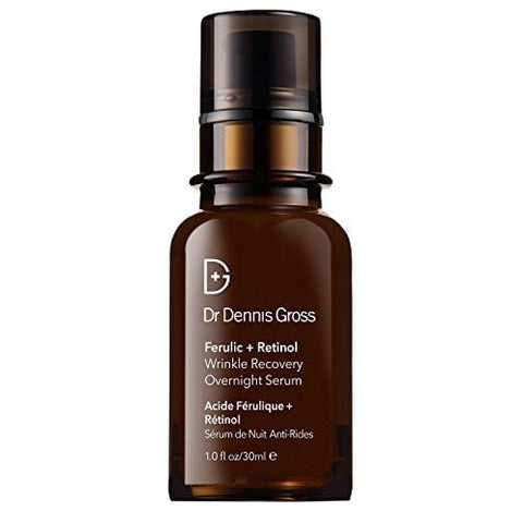 Dr Dennis Gross Skincare Ferulic / Retinol Recuperarea ridurilor Overnight Serum (30ml) - Beautyshop.ie