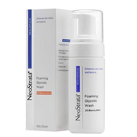 """Neostrata Resurface Foaming Glycolic Wash 100 ml"" - Beautyshop.lt"