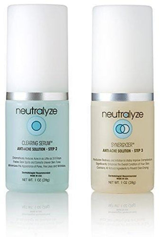 Neutraly Clearing Serum + Neutralyze Synergyzer Combo Pack - Beautyshop.ie