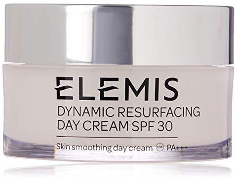 Elemis Dynamic Resurfacing Day Cream SPF30, ihon tasoittava päivävoide, 50 ml - Beautyshop.fi