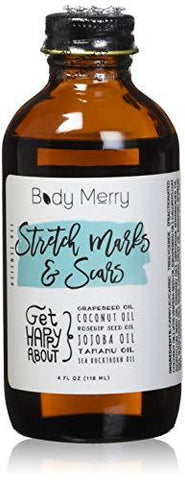 Body Merry STRETCH MARKS & SCARS DEFENSE CREAM - Beautyshop.ie