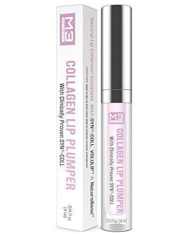 """M3 Naturals Collagen Lip Plumper"" (4ML) - Beautyshop.lt"