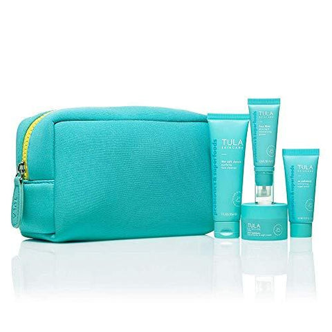 TULA Probiotic Skin Care On the Go Best Sellers Travel Kit - Beautyshop.ie
