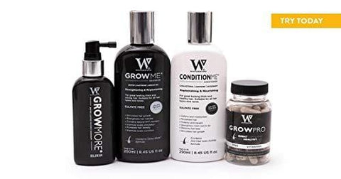Watermans Grow More Elixir of Hair - Boost Your Growth & Hair Thickening (100ml) - Beautyshop.ie