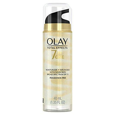 Face Moisturizer af Olay Total Effects 7-In-1 Moisturizer Plus, Ældre terapi - 50 ml - Beautyshop.dk