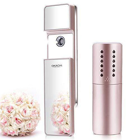 Portable Nano Nebulizer Facial Cool Mist Sprayer - Beautyshop.se