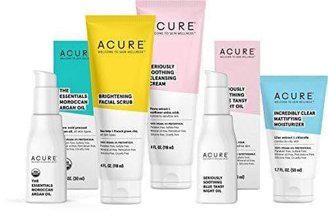 ACURE Brightening Facial Scrub - 118ml - Beautyshop.ie