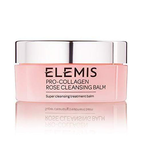 Elemis Pro-Collagen Rose Cleansing Balm, 105 g - Beautyshop.dk